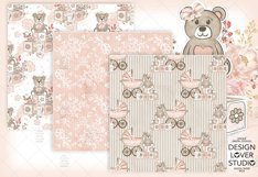 Baby Girl digital paper pack 2 Product Image 6