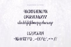 Wisteria Handwritten Font Product Image 2