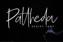 Pattheda Script Product Image 1