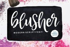 Blusher Script Product Image 1