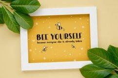 Web Font Babybee Product Image 4