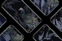Meleagris ocellata patterns Product Image 6