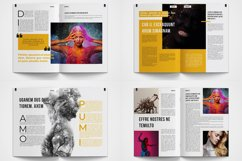 Creative Magazine Template Product Image 2