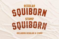 Squiborn - Logo Font Product Image 5