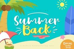 Summer Back Script Product Image 1