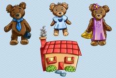 Goldilocks and the Three Bears Product Image 5