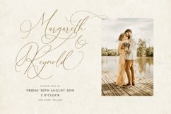 Simplicity Angela - Calligraphy Font Product Image 2