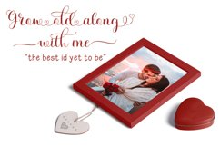 Lovey dovey Font Duo Plus Extras Product Image 16