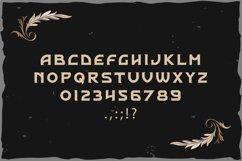 Old Whiskey typeface Product Image 3