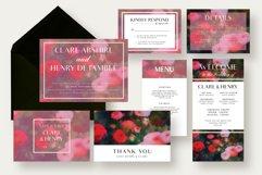 Garden Wedding Invitation Suite Product Image 1