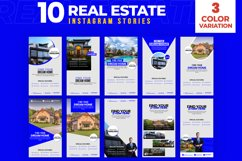 Real Estate 10 Instagram Stories Product Image 1