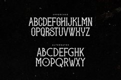 Mistlock Typeface Product Image 3