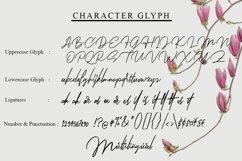 Kilena - Modern Signature Font Product Image 5