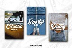 Dexter Script Product Image 3