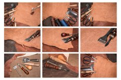 Leather. Styled stock photo set. Vol.1 Product Image 6