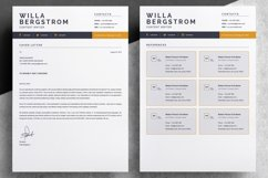 Resume Template | Modern & Professional Resume Template Product Image 3
