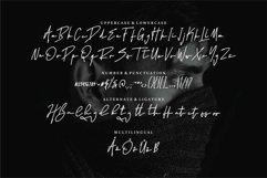 Web Font Batellya - A Stylish Signature Font Product Image 5