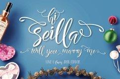 Seilla Script Product Image 3