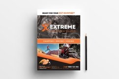 A4 Sports Outlet Poster Templates Product Image 2