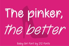 212 Girly Stuff Dingbat Font Product Image 2