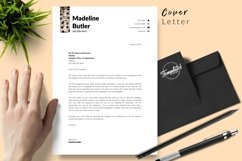 Animal Care Resume Template for Word & Pages Madeline Butler Product Image 5