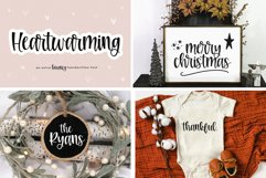Winter Font Bundle - Handwritten Fonts for Crafters! Product Image 2