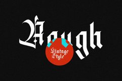 Datons - Blackletter Product Image 3