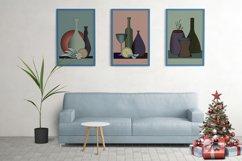 Still Life Printable. Abstract Modern Art set of 3 prints Product Image 6