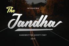Jandha Font Product Image 1
