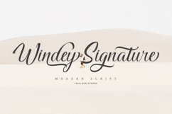 Windey Signature Product Image 1