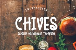 Chives Product Image 1