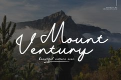 Southern Handwriting Font Product Image 4