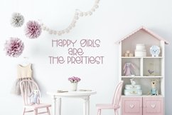Web Font Butterflies - A Cute Hand-Lettered Font Product Image 3