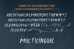Scratchedman Font Product Image 7