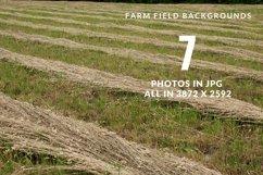 Farm field digital background Product Image 5