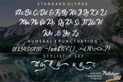 Natash Sena Hendlettering Font Product Image 7