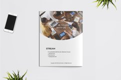 Stream Brochure Template Product Image 12