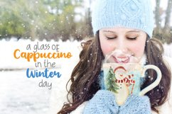 Special Winter 5 Font Product Image 4