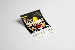 Fashion Week Flyer Template Product Image 2