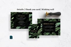 Green Tropical Wedding Suite Product Image 6