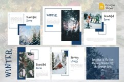 Instagram Feed Template - Winter Product Image 1