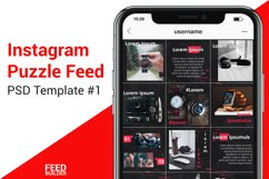 Instagram Feed Template for Dropshipping #1 Product Image 1