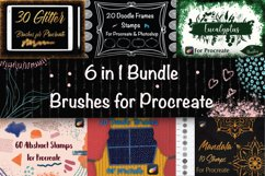 Bundle Brushes for Procreate Product Image 1