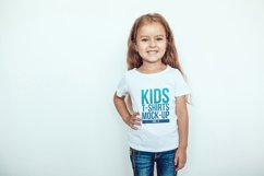 Kids T-Shirt Mock-Up Vol 3 Product Image 6
