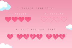 The Bunting Font Collection Product Image 3