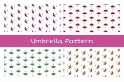 Umbrella Seamless Pattern Product Image 1