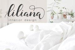 Monatia - Elegant Script Product Image 2