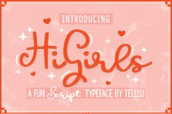 HiGirls Script Product Image 5