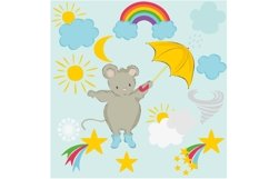 Weather Clipart Product Image 3