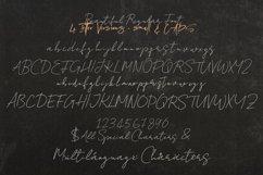 Beautiful SVG Script Font Product Image 4